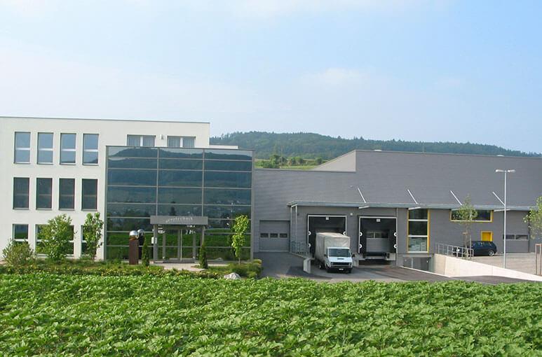 Aerotechnik Fahrzeugteile AG | Über uns | Gebäude