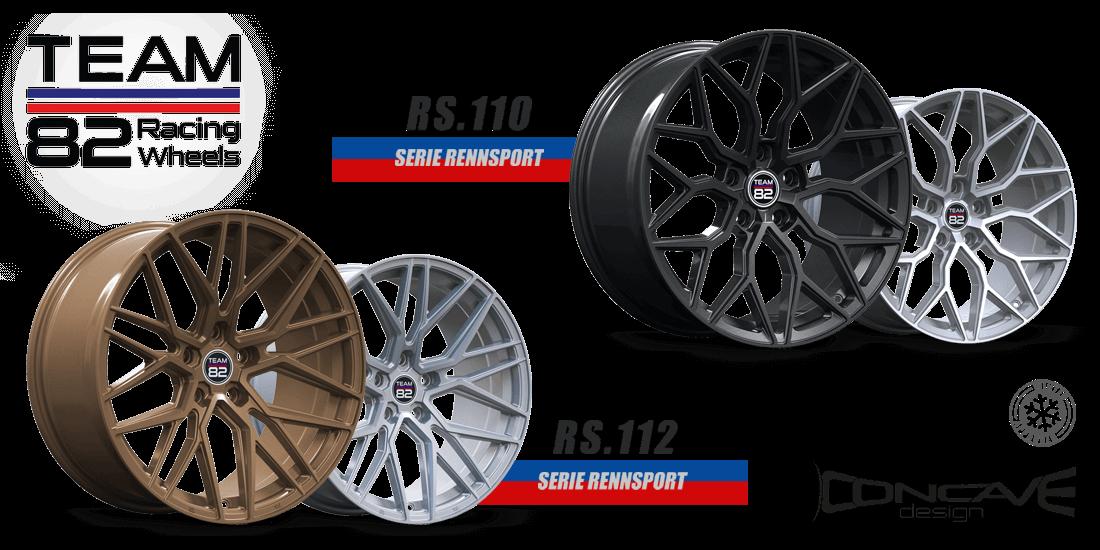 Aerotechnik Fahrzeugteile | Über uns | Produktbild | TEAM82 Racing Wheels